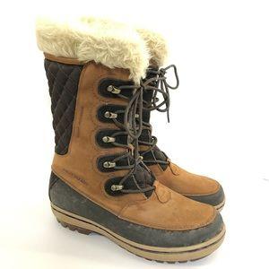 Helly Hansen garibaldi lace up waterproof boot/9.5